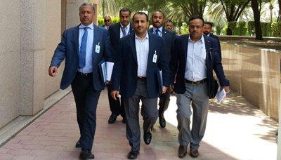 مصدر بالوفد الوطني : رؤية الإطار العام للحل السياسي والأمني تؤكد حرص الوفد على إنجاح المفاوضات