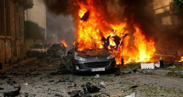 استشهاد وجرح 40مواطنا عراقيا بانفجار سيارة مفخخة في بغداد