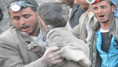 ألف و 898 شهيد وجريح جراء العدوان السعودي الأمريكي على محافظة صنعاء