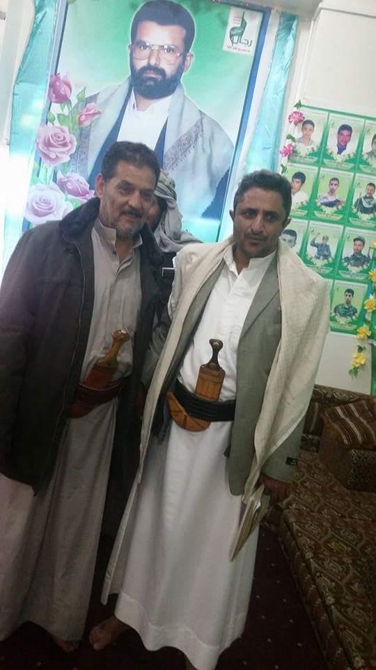 الوحده الاعلاميه تقدم العزاء بموفاه مدير الامن السياسي بالمحافظه صالح سخيم.